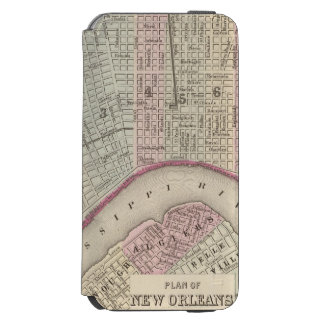 New Orleans 3 Incipio Watson™ iPhone 6 Wallet Case