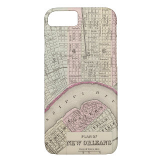New Orleans 3 iPhone 8/7 Case