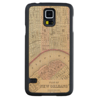 New Orleans 3 Maple Galaxy S5 Slim Case