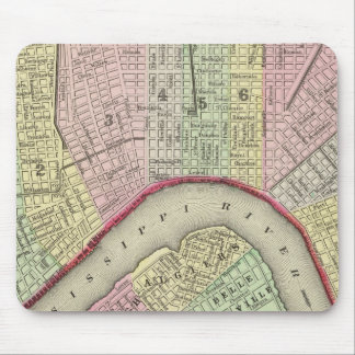 New Orleans 4 Mouse Mat