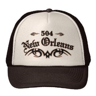 New Orleans 504 Cap