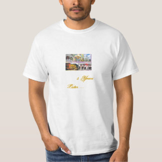 New Orleans 5 years later T-Shirt