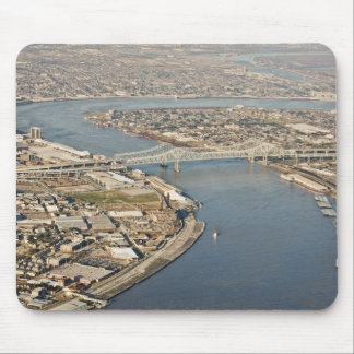 New Orleans Aerial Mouse Mat