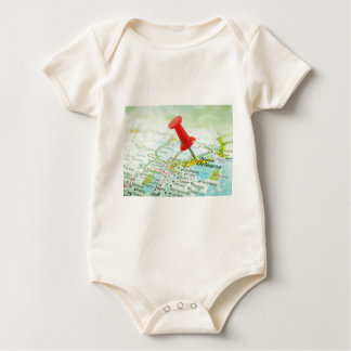 New Orleans Baby Bodysuit