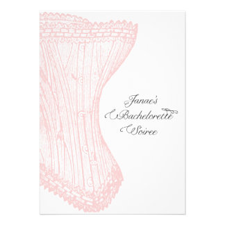 New Orleans Bachelorette Party Invitation