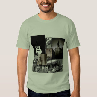 new orleans black and white t shirt