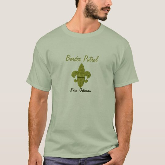 New Orleans Border Patrol T-Shirt