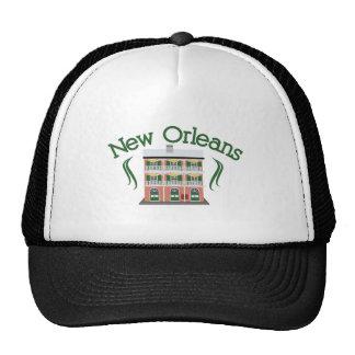 New Orleans Building Trucker Hat