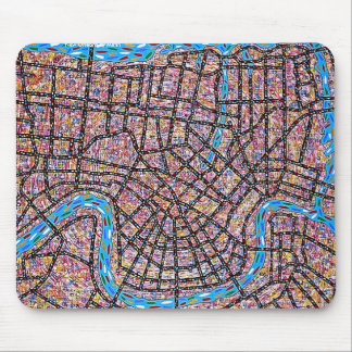 New Orleans by Metin Mouse Mat