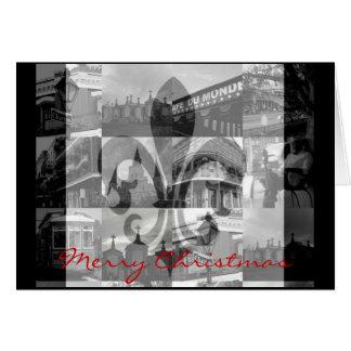 New Orleans [Christmas Card] Card