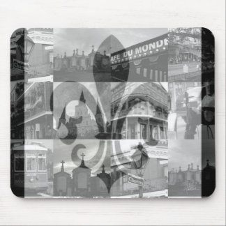 New Orleans Collage [Mousepad] Mouse Mat