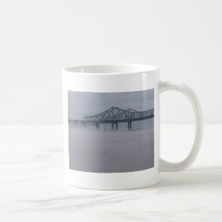New Orleans Crescent City Connector Basic White Mug