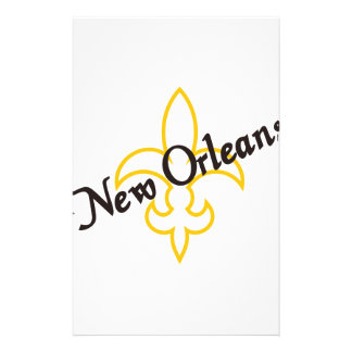 New Orleans Customised Stationery