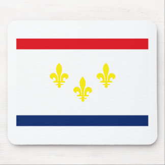 New Orleans Flag Mousepad