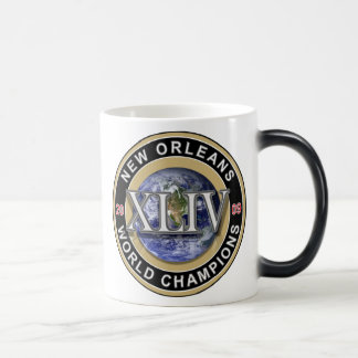 New Orleans Football World Champions XLIV Mug