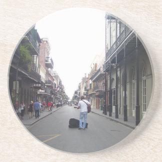 New Orleans French Quarter Beverage Coaster