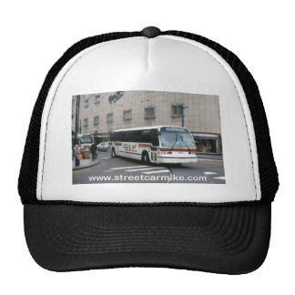 New Orleans GMC RTS Bus 592 Hats