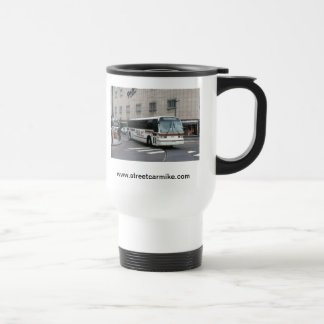 New Orleans GMC RTS Bus 592 Coffee Mugs