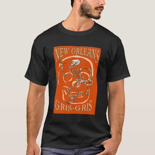 New Orleans GrisGris Sign T-Shirt
