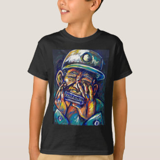 new orleans harmonica blues T-Shirt
