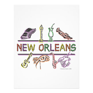 New-Orleans-ICONS- copy 21.5 Cm X 28 Cm Flyer
