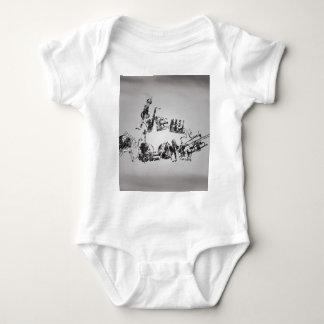New Orleans Jazz Baby Bodysuit
