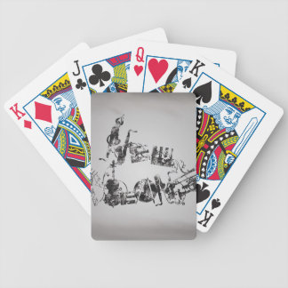 New Orleans Jazz Bicycle Playing Cards