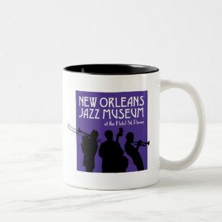 New Orleans Jazz Museum mug