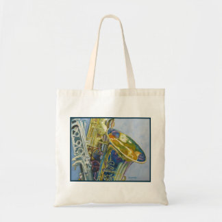 New Orleans Jazz Tote Bag