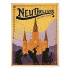 New Orleans, LA Postcard