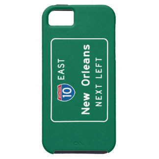 New Orleans, LA Road Sign iPhone 5 Case
