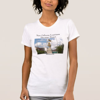 New Orleans Landmark Front View Tshirt