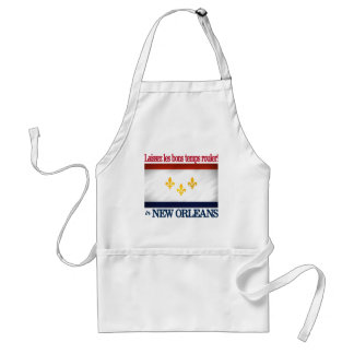 New Orleans -Let the good times roll! Standard Apron