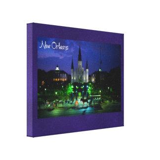New Orleans Louisiana Canvas Print