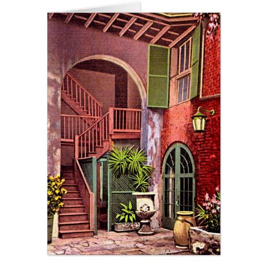 New Orleans Louisiana Card
