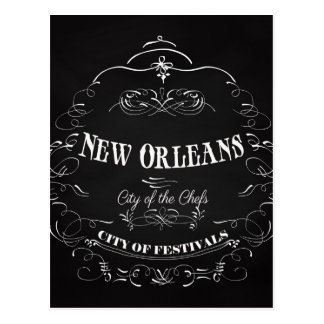 New Orleans, Louisiana- City with Soul Postcard