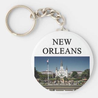 NEW ORLEANS louisiana Key Ring