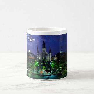 New Orleans Louisiana Coffee Mugs