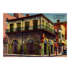 New Orleans Louisiana Old Absinthe House Poster