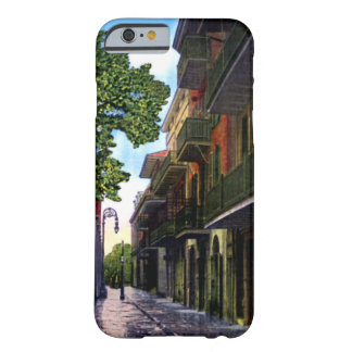 New Orleans Louisiana Pirates Alley Barely There iPhone 6 Case
