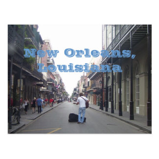 New Orleans, Louisiana Postcard
