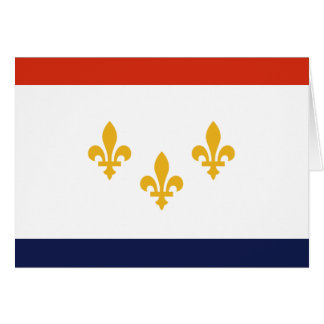 New Orleans, Louisiana, United States Card