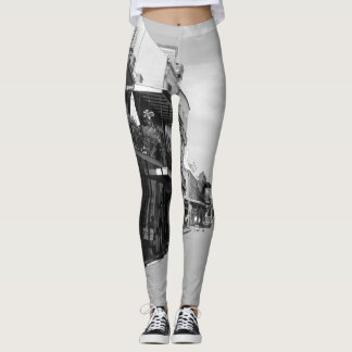 New Orleans, Louisianna NOLA Leggings