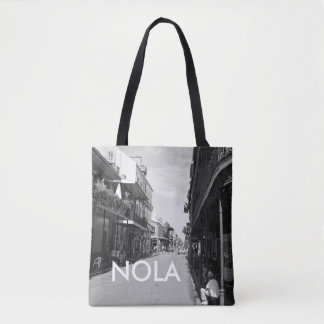 New Orleans, Louisianna NOLA Tote Bag