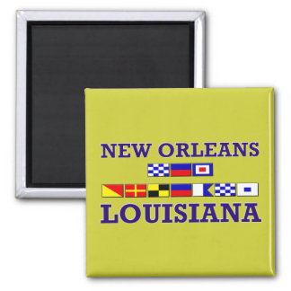 New Orleans Magnet