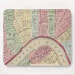 New Orleans Map by Mitchell Mousepad