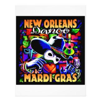 New Orleans Mardi Gras 010 Full Color Flyer