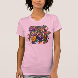 New Orleans Mardis Gras T Shirt