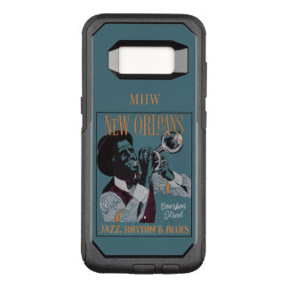 New Orleans Music custom monogram cases