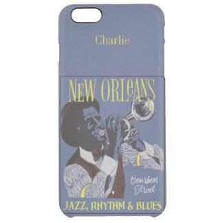 New Orleans Music custom name phone cases